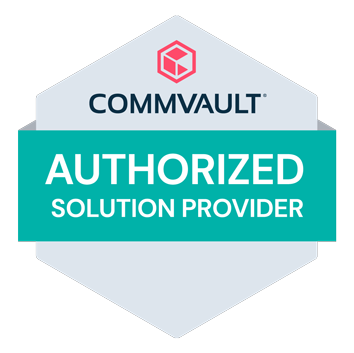 Commvault Authorized Solution Provider